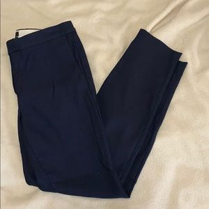 NWOT J Crew Ryder Pants in Navy